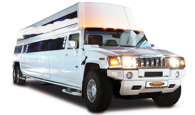 Hummer H2 Mega Bus