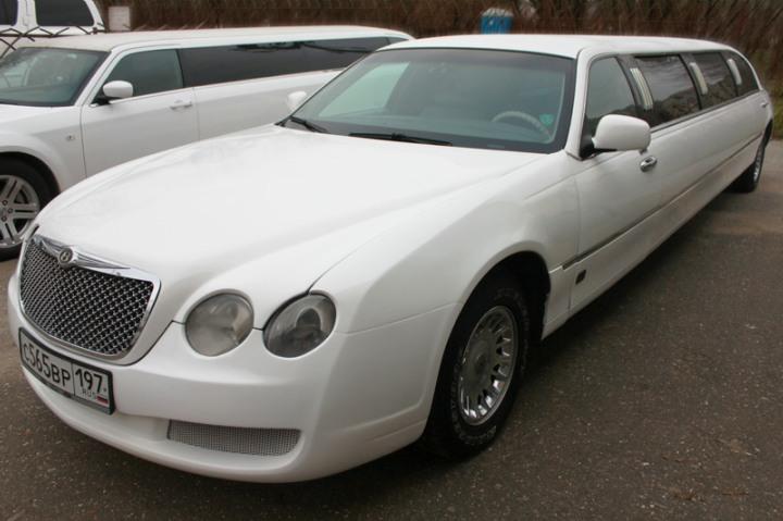Bentley Replica