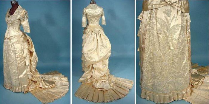 Свадьба в стиле второй половины 19 века